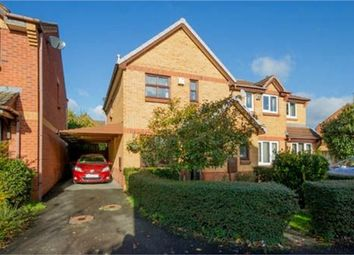Thumbnail 3 bed semi-detached house for sale in Clematis Drive, Pendeford, Wolverhampton, West Midlands