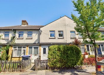 Thumbnail 3 bed terraced house to rent in Albany Road, Enfield, Middlesex