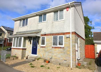 Thumbnail 4 bedroom detached house for sale in Snell Drive, Latchbrook, Saltash
