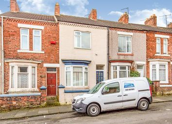 Thumbnail 2 bed terraced house for sale in Dodds Street, Darlington, Durham