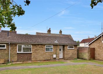 Thumbnail 3 bed semi-detached bungalow for sale in Grove Court, St. Ives, Huntingdon