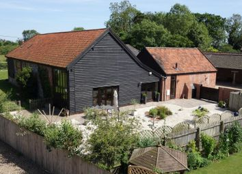 Thumbnail 6 bed barn conversion for sale in Bowbeck, Bardwell, Bury St. Edmunds