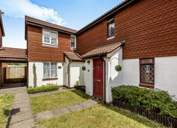 Thumbnail 2 bed terraced house for sale in Moraunt Close, Gosport