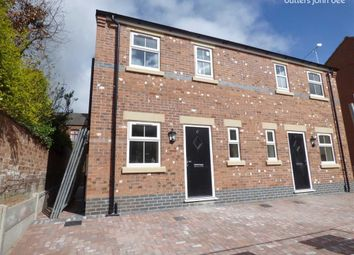 Thumbnail 2 bed property for sale in Browning Street, Crewe