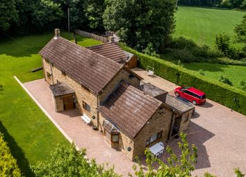 Thumbnail 4 bed detached house for sale in Woodnook Lane, Old Brampton, Chesterfield
