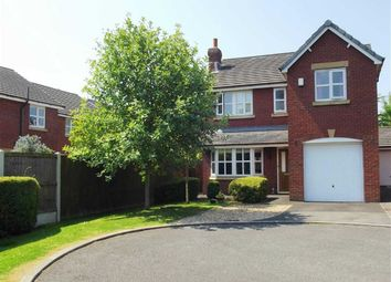 Thumbnail 4 bedroom detached house for sale in Linden Close, Clifton, Preston