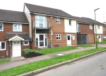 Thumbnail 2 bed flat for sale in Claymores, Stevenage