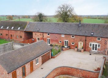 Thumbnail 5 bed barn conversion for sale in Shenton Lane, Upton, Nuneaton