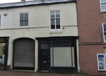 Thumbnail 2 bed flat to rent in High Street, Knaresborough