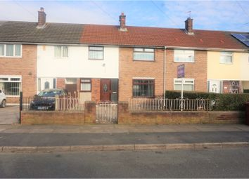 Thumbnail 3 bed terraced house for sale in Lakenheath Road, Liverpool