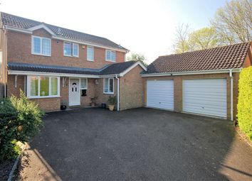 Thumbnail 4 bed detached house for sale in Dean Way, Aston Clinton, Buckinghamshire