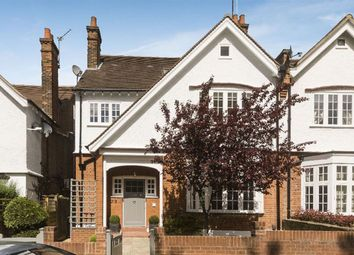 Thumbnail 4 bed property to rent in Briardale Gardens, Hampstead