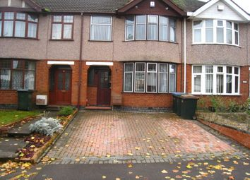 Thumbnail 3 bedroom terraced house for sale in Tennyson Road, Wyken, Coventry