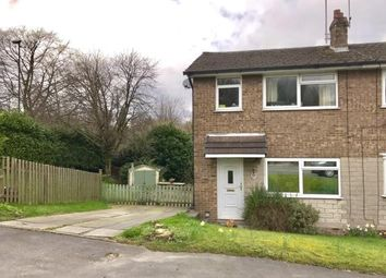 Thumbnail 3 bed semi-detached house for sale in Turnlee Drive, Glossop