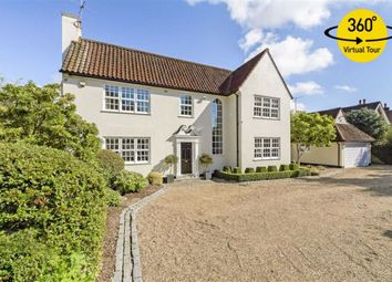 6 bed detached house for sale in Camlet Way, Hadley Wood, Hertfordshire EN4
