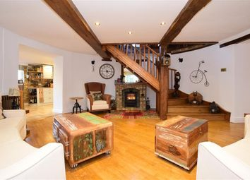 Thumbnail 4 bed detached house for sale in The Lane, Guston, Dover, Kent