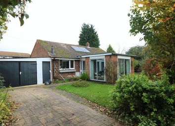 Thumbnail 2 bed detached bungalow for sale in Lowes Close, Stokenchurch, High Wycombe