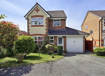 Thumbnail 3 bed detached house for sale in Conningsby Close, Bromley Cross, Bolton