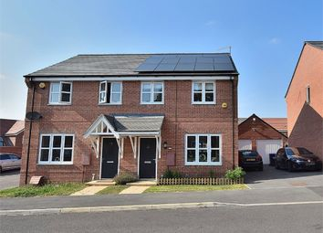 3 bed semi-detached house for sale in Highwayman Close, Boughton, Northampton NN2