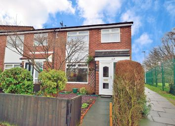 Thumbnail 3 bed end terrace house for sale in Bridge Lane, Appleton, Warrington