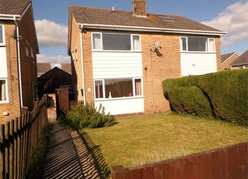 Thumbnail 3 bed semi-detached house to rent in Angiddy Close, Caldicot