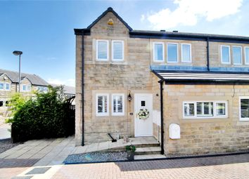 Thumbnail 4 bed end terrace house for sale in Privet Drive, Oakworth, Keighley, West Yorkshire