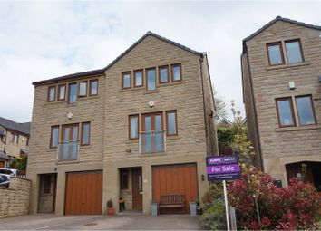 Thumbnail 4 bed semi-detached house for sale in Woodsome Avenue, Mirfield