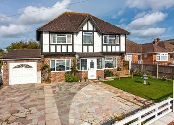 4 bed detached house for sale in Cissbury Avenue, Findon Valley, Worthing BN14