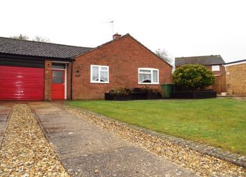 Thumbnail 3 bedroom bungalow to rent in Lovell Gardens, Watton, Thetford