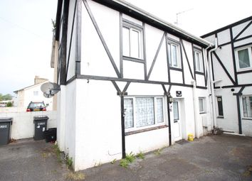 Thumbnail 2 bed end terrace house for sale in Newton Road, Torquay