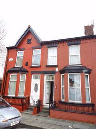 Thumbnail 4 bed terraced house to rent in Ingrow Road, Liverpool