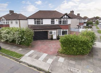Thumbnail 4 bed detached house for sale in Dulverton Road, London