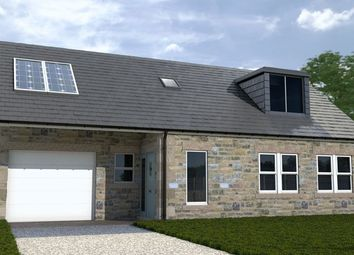 Thumbnail 4 bed detached house for sale in Woodlands, Ulgham, Morpeth