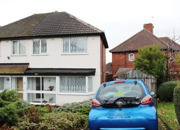 Thumbnail 3 bed semi-detached house for sale in Sterndale Road, Great Barr, Birmingham.