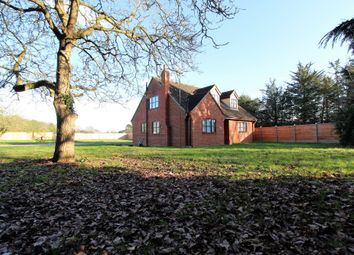 Thumbnail 3 bed detached house for sale in Hazel Shrub, Bentley, Ipswich