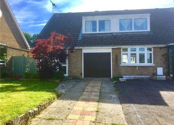 Thumbnail 3 bed semi-detached house for sale in Pontoise Close, Sevenoaks, Kent