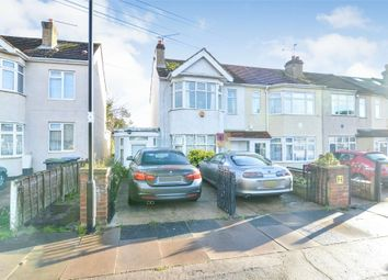 Thumbnail 2 bed end terrace house for sale in Pembroke Avenue, Enfield, Middlesex