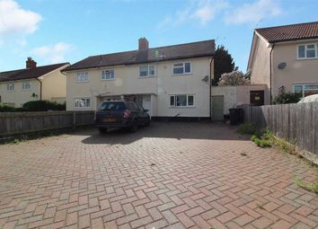 Thumbnail 3 bed terraced house for sale in Willowcroft Road, Ipswich
