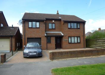 Thumbnail 4 bed detached house for sale in West Furlong, Retford