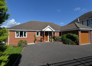 Thumbnail 2 bed detached bungalow for sale in Milton Grove, New Milton