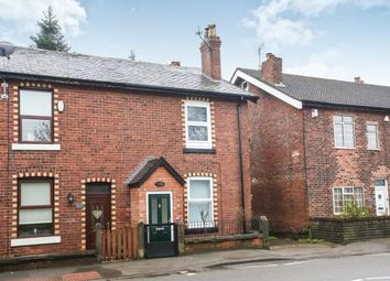 Thumbnail 3 bed end terrace house for sale in Wilmslow Road, Heald Green, Cheshire, .