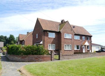 Thumbnail 3 bed semi-detached house for sale in Ashbrooke Drive, Ponteland, Newcastle Upon Tyne