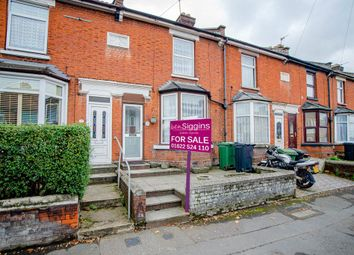 Thumbnail 2 bed terraced house for sale in Sheals Crescent, Maidstone, Kent