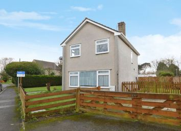 Thumbnail 3 bed detached house to rent in Homefield Close, Beckington, Frome