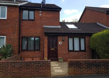 Thumbnail 2 bed semi-detached house for sale in Woodward Drive, Bristol