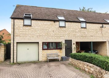 Thumbnail 1 bed semi-detached house for sale in Campden Close, Witney