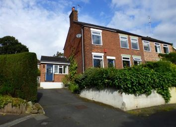 Thumbnail 2 bed cottage for sale in Mill Hill Lane, Sandbach