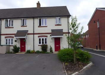 Thumbnail 2 bed end terrace house to rent in Mead Way, Shaftesbury