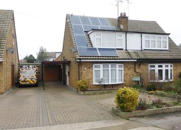 Thumbnail 3 bed semi-detached house for sale in Thundersley, Benfleet, Essex