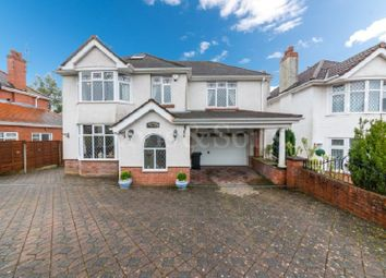 Thumbnail 5 bed detached house for sale in Tregarn Road, Langstone, Newport.